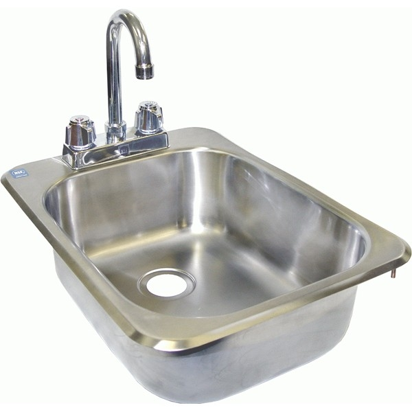 Cookwarepro Com Gsw Drop In Hand Sink Space Saver Hs