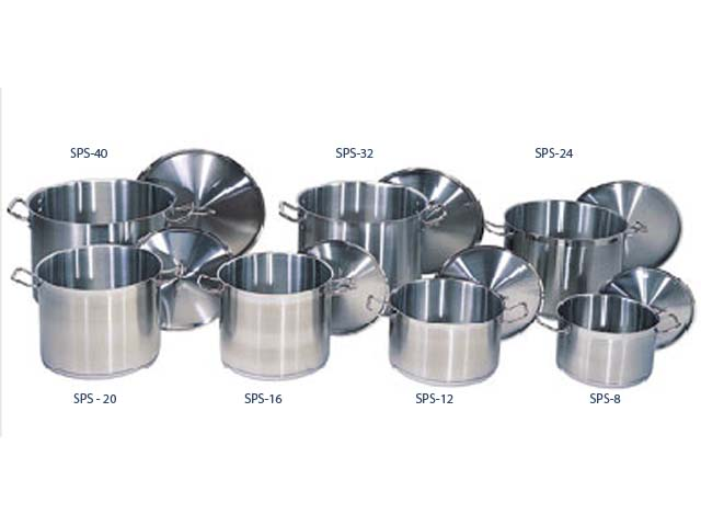 Cookwareprocom Update 20 Quart Stainless Steel Stock Pot Sps 20