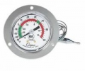 Flange Mount Dial Thermometer #6142-20