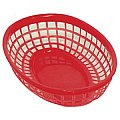 Update Red Fast Food Basket