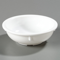 Carlisle Nappie Bowl, 10 oz, White #KL11802