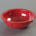 Carlisle Nappie Bowl, 10 oz, Red #KL11805