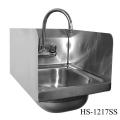 GSW Space Saver Wall Mount Hand Sink w/Splash #HS-1217SSG