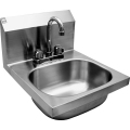 GSW Wall Mount Hand Sink w/DM Faucet #HS-1416DG