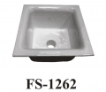 "GSW Floor Sink with 2"" Drain #FS-1262"