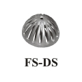GSW Dome Floor Strainer #FS-DS