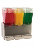 Crathco Triple Bowl Premix Dispenser, Plastic #D35-4