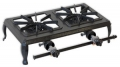 Hurricane Economy Double Burner Stove #63-5112