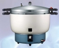 JC UniTec Gas Pressure Rice Cooker, Propane #JPC-1000LP