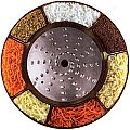 "Robot Coupe 3 mm (1/8"") Medium coarse grating disc #28058"