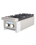 Radiance 2 Burner Hot Plate, LP #TAHP-12-2