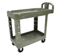 Rubbermaid 2 Shelf Utility Cart #4500-88