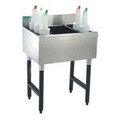 Supreme Metal Slimline Cocktail Unit - SLJ-36-7