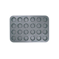 Thunder Muffin Pan, 24 Cup, Non-Stick #SLKMP124