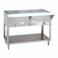 Supreme Metal Steam Table 3 Comp. GAS HF-3G