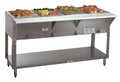 Supreme Metal Steam Table 4 Comp. GAS HF-4G