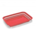 Tablecraft Mas Grande Basket, Red #1079R