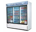 Turbo Air Three Glass Door Merchandiser TGM-69R
