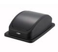 Winco Slender Trash Can Lid, Black #PTCL-23K