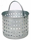 Update 32 Quart Aluminum Steamer Basket