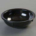 Carlisle Nappie Bowl, 10 oz, Black #KL11803
