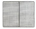 "Update Stainless Steel Fryer Screens  11"" x 14"" FS-1114"