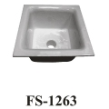 "GSW Floor Sink with 3"" Drain #FS-1263"
