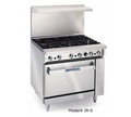 "Imperial Range 36"" with Convection Oven - IR-6-C"