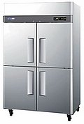Turbo Air M3 Four Half Door Refrigerator - M3R47-4