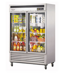 Turbo Air New Maximum Two Glass Door Refrigerator - MSR-49G-2