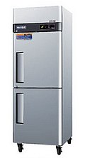 Turbo Air Premiere 2 Half Door Refrigerator -  PRO-26-2R