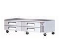 Turbo Air Four Drawer Chef Base - TCBE-96SDR