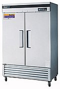 Turbo Air Super Deluxe 2 Door Refrigerator - TSR-49SD