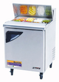 Turbo Air One Door Sandwich Prep Table - TST-28SD