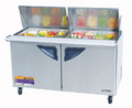 Turbo Air Two Door Mega Top Sandwich Table - TST-60SD-24