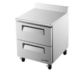 Turbo Air Two Drawer Worktop Freezer - TWF-28SD-D2