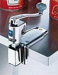 Edlund U-12 S Opener With Stainless Steel Base Manual Can Opener