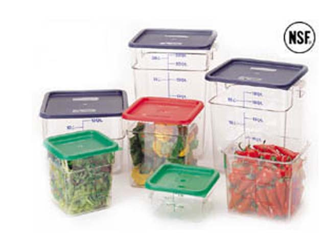 Cookwarepro Com Cambro Square Food Storage Container